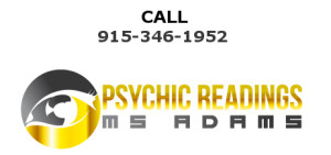 Ms Adams Psychic Card and Palm Reader | (915) 346-1952